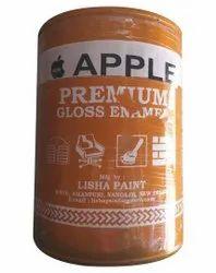 Metal Brown Apple Premium Gloss Enamel Paint