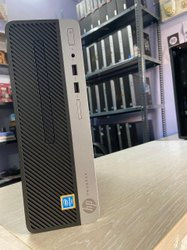 Win 11 Pro HP Prodesk 400 G1 Small Form Factor PC, SFF, Intel