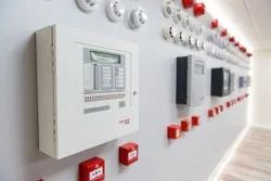 Fire Alarm Installation And Services, Size: 2 Zone Smoke Detector