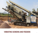 Vibratory Feeders