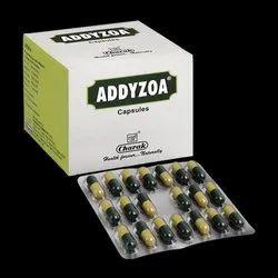 Addyzoa Capsule, Charak, 1 X 20 Capsules