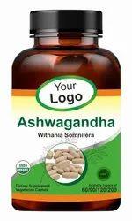 Ashwagandha Caplets