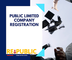 Public Limited Company Registration Service