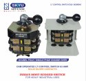 63 Amp Changeover Switch, Reverse Forward Switch, Phase selector Switch, On Off Switch