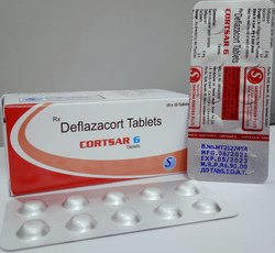Deflazacort 6mg Tablet