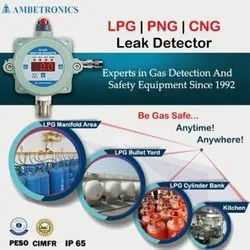 Importance of Gas Leak Detection System| PESO Certified | LPG Gas Detector