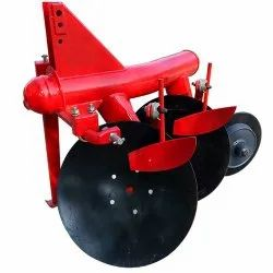 2 Fully Automatic Disc Plough, 15 Inch