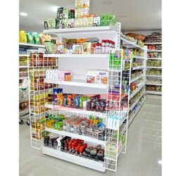 Maligai Kadai Rack for Supermarket