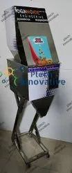 Collar Type Auger Filler Machine