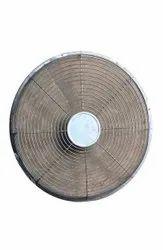 Silver Industrial Fan Finger Guard, Size: 24 Inch (diameter)