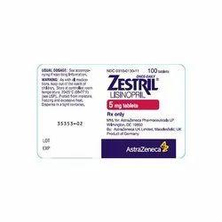 Zestrial Lisinopril 10 Mg