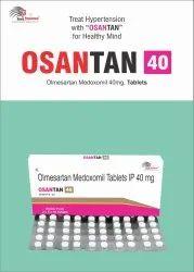 Olmesartan Medoxomil 40mg Tablet