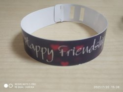 Customised Wrist Friendship Band