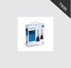 Philips H7 11972 UE Ultinon Essential G2 Car Led Bulb (Cool White) (Twin) 12V 17W