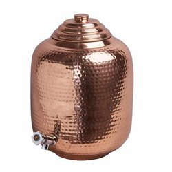 Pure Copper Water Tank