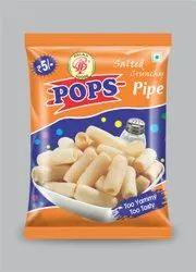 Pops Salted Pipe Snacks
