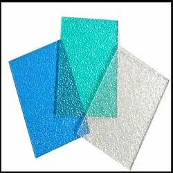 Embossed Polycarbonate Sheets