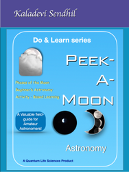 l Educational Books - Astronomy Peek-a-Moon