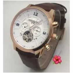 Mont Blanc Chrono Working Wrist Watch