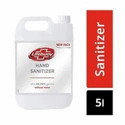 5 Litre Lifebuoy Liquid Hand Sanitizer