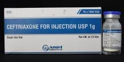 Ceftriaxone For Injection USP 1g / 2g
