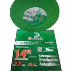 Xtra Power 14 Inch Green Grinding Wheel