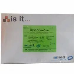 HCV  One + One Rapid Test Kit Medsource