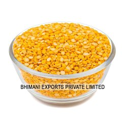 Yellow Split Bengal Gram Chana Dal, High in Protein