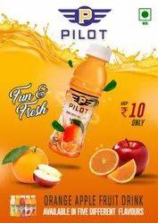 Pilot Orange Apple Fruit Drink