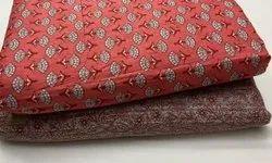 Pure Cotton Printed Fabric
