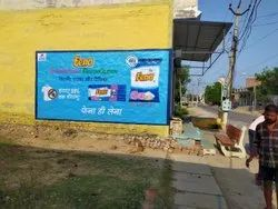 Wall Advertising Painting Service, 10