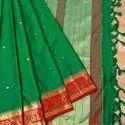Single Pallu Paithani Saree