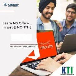 100 5 MS Office Training Service