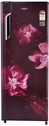 Whirlpool 280 L 4 Star Direct Cool Single Door Refrigerator(305 IMFRESH PRM 4S, Wine Magnolia)
