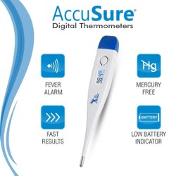 Accusure Digital Thermometer