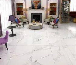Multicolor Metro Porcelain Floor Tiles, Matte, Thickness: 10 mm