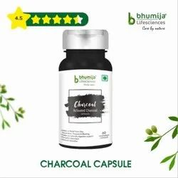 Activated Charcoal Capsule 60's