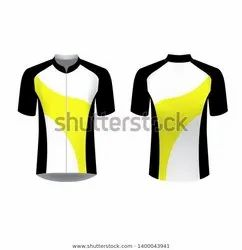 Printed Polyester Sports T Shirts