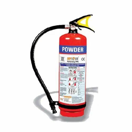 Saviour Dry Powder ABC Fire Extinguisher