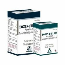 1.125 Mg Piperacillin And Tazobactam For Injection