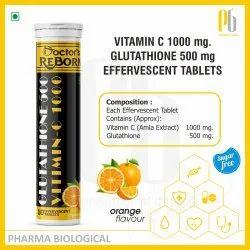 GLUTATHIONE 600 Effervescent Tablet