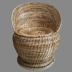 Garden Cane Wood Apple Chair