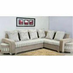 Corner L Shape Sofa Set