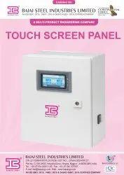 Bajaj Hmi Touch Screens Panel, For Industrial