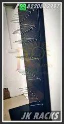 Perforated Display Rack