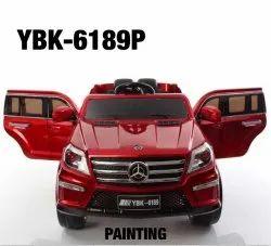 Red YBK-6189P Mercedes Benz