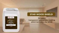 Wood Finish Paint- Star Wood Shield