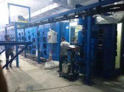 Gyser Powder Coating Plant
