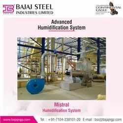 Mistral Humidification System