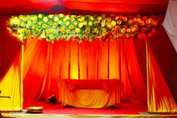 2 Wedding Hall Decorations Service, For Decors, Kerala